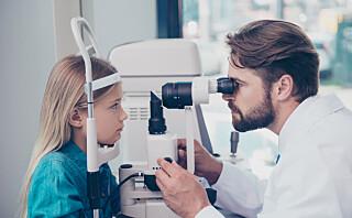 - Det finnes ingen nedre aldersgrense for kontaktlinser