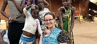 Småbarnsfamilien lever som misjonærer i Kenya: - Planen vår er å bli her på livstid!