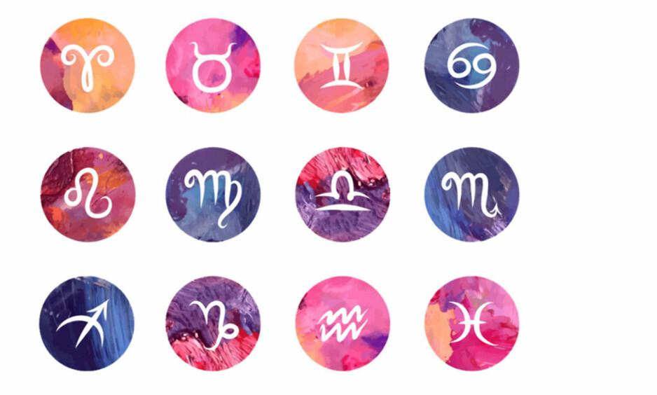HOROSKOP 2017: Ukens horoskop gjelder for perioden 8. - 14. september. FOTO: NTB Scanpix