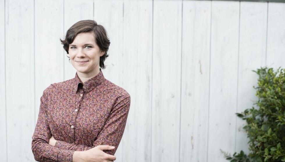 ZERO WASTE: Kristine Ullaland er CEO av Zero Waste Norge. Foto: Mads Maurstad