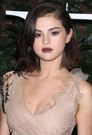 UIMOTSTÅELIGE ØYNE: Artist Selena Gomez har dødsfine øyne! Foto: NTB Scanpix