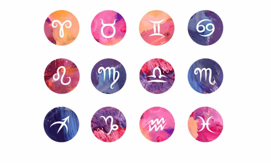 HOROSKOP 2017: Ukens horoskop gjelder for perioden 22. - 28. september. FOTO: NTB Scanpix