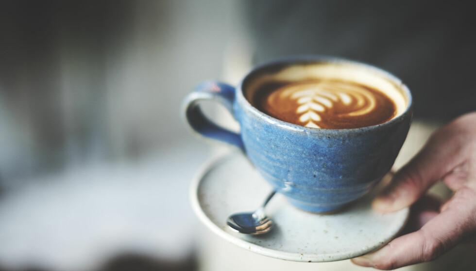 KAFFE: Hvor mange kopper kaffe er det egentlig greit å drikke i løpet av en dag? FOTO: NTB Scanpix