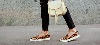Har du vondt under føttene når du går?