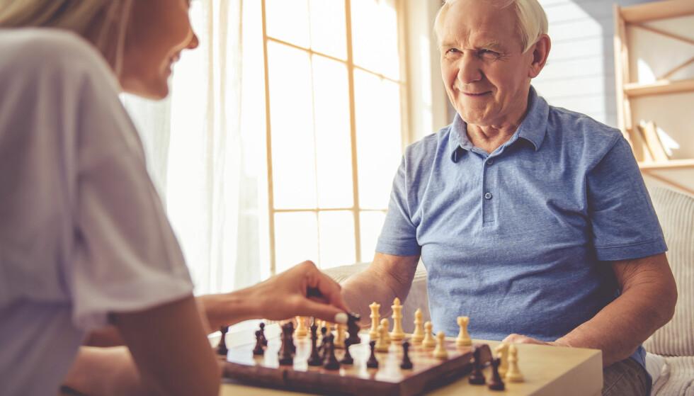 ALZHEIMERS: Det finnes flere risikofaktorer for å utvikle Alzheimers. Dette bør du være obs på, mener ekspertene. FOTO: NTB scanpix