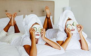 Husker du å gjøre dette før du tar ansiktsmaske?