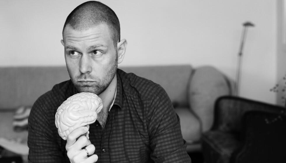 EKSPERTEN: Psykologspesialist Jan-Ole Hesselberg, kjent fra Folkeopplysningen på NRK og Typisk Deg på TVNorge.
