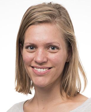 HELT NORMALT: Ifølge fysioterapeut Merete Kolberg Tennfjord vil de aller fleste kvinner med tiden til hjelp oppleve at delte magemuskler går tilbake av seg selv. Foto: NIH