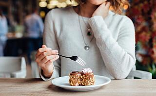 Hvorfor foretrekker vi usunn mat?