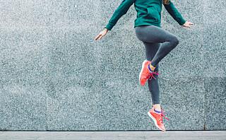 Kan du bruke samme sko til både løping og styrketrening?