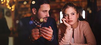 Ja, du bør spørre kjæresten rett ut hvis du mistenker utroskap