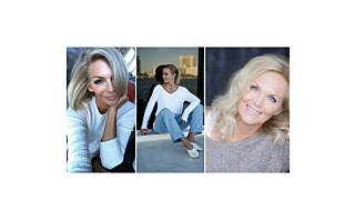 Celine Aagaard, Kathrine Sørland og Guri Schanke deler sine beste skjønnhetstips