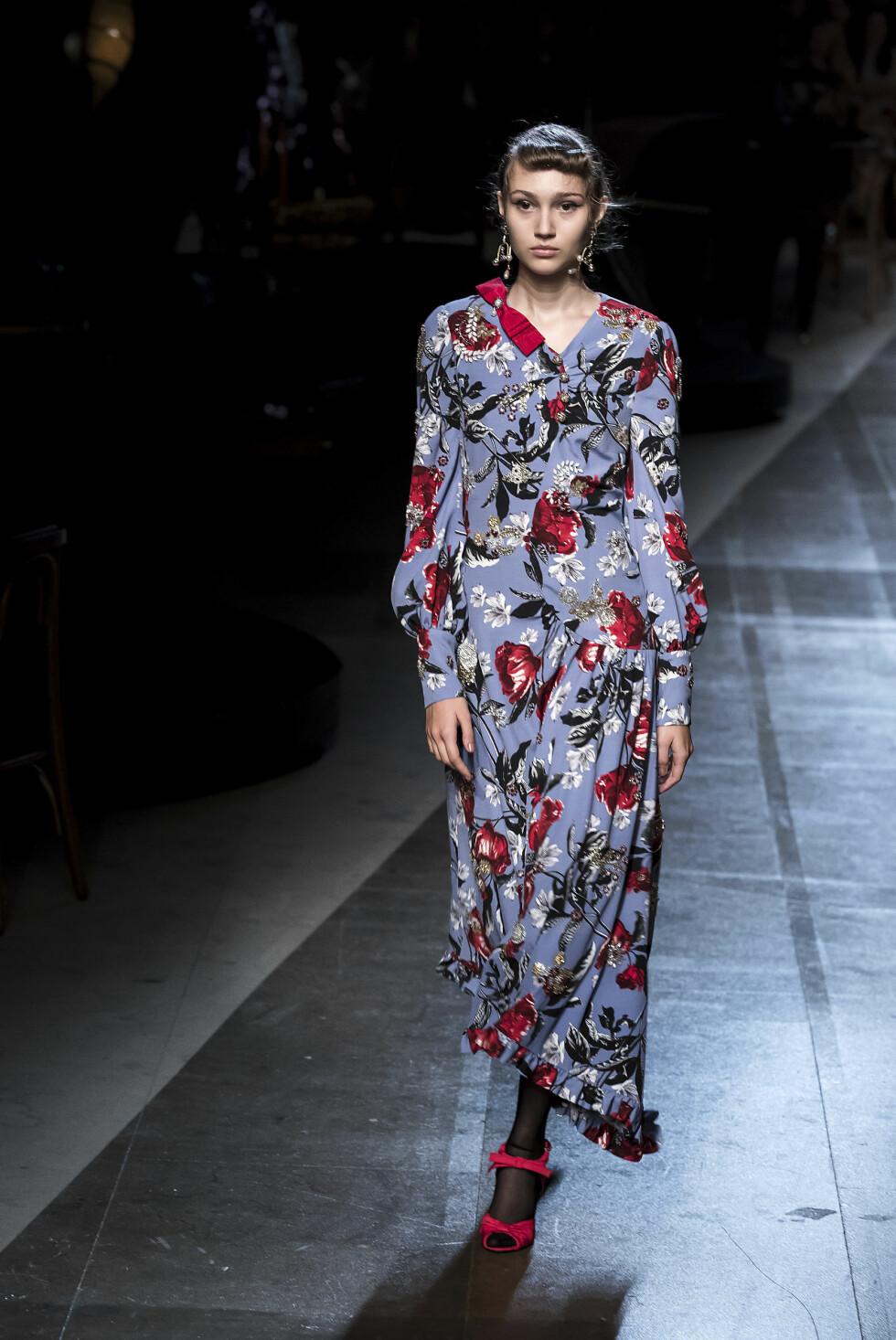 Britain London Fashion Week (6)