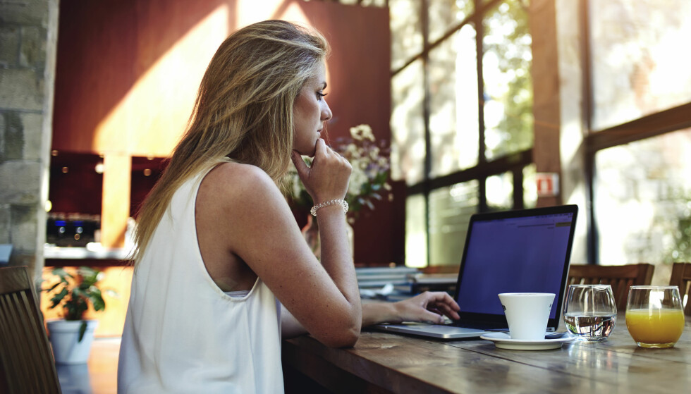 SØKE JOBB: Det kan være vanskelig å vite om man egentlig har det som trengs, men du bør nok søke jobben selv om du ikke føler du oppfyller hele listen med kriterier. FOTO: NTB Scanpix