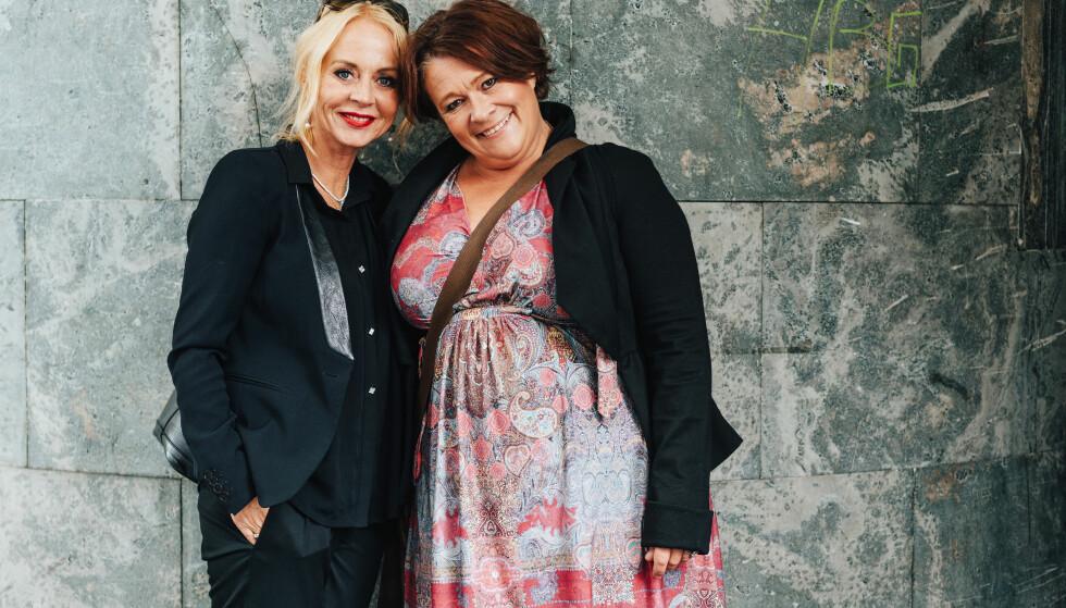 """PILLE- OG ALKOHOLMISBRUK: Da Rigmor møtte Trude første gang tenkte hun """"dette var en stille, sjenert og pen dame"""". Snart forstod hun at den velstelte fasaden, skjulte store, indre problemer. FOTO: Håkon Jørgensen"""