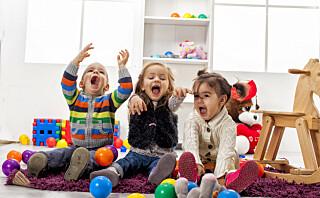 Barnefamilier kan spare mange tusen kroner i året på å kjøpe mer brukt