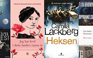 Disse 10 bøkene gleder vi oss til akkurat nå