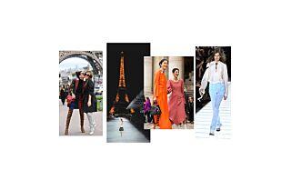 5 høydepunkter fra moteuken i Paris