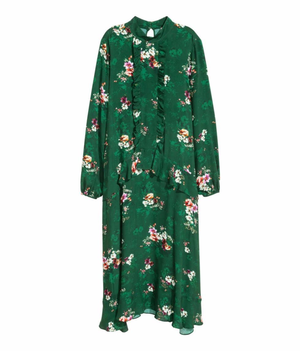 Kjole fra H&M |599,-| http://www.hm.com/no/product/81683?article=81683-A