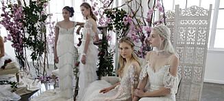 Dette er brudekjole-trendene for 2018!