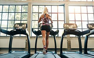 Kan du trene deg ned i vekt?