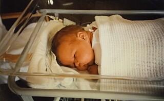 Har Bjørn-Erik rekorden som Norges tyngste nyfødte baby?
