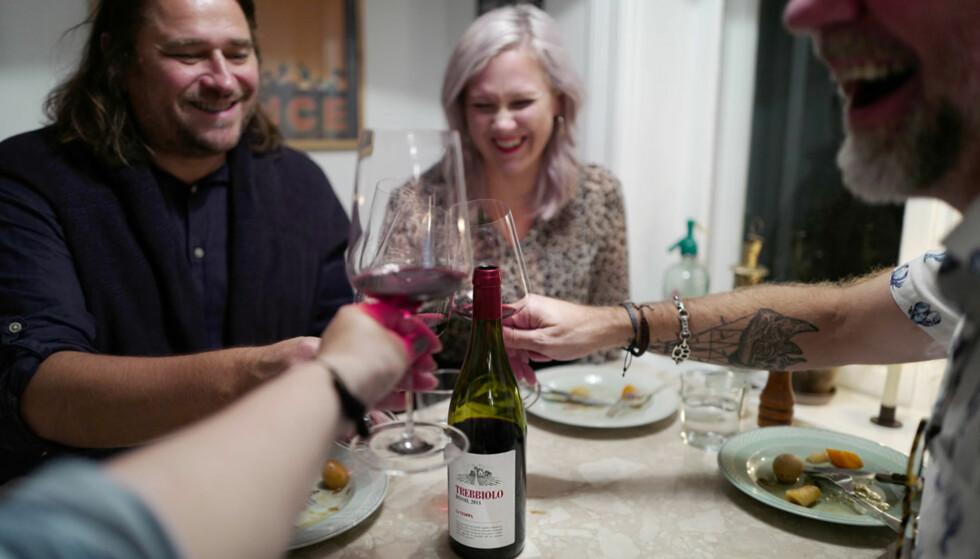 Herlige viner til lam!