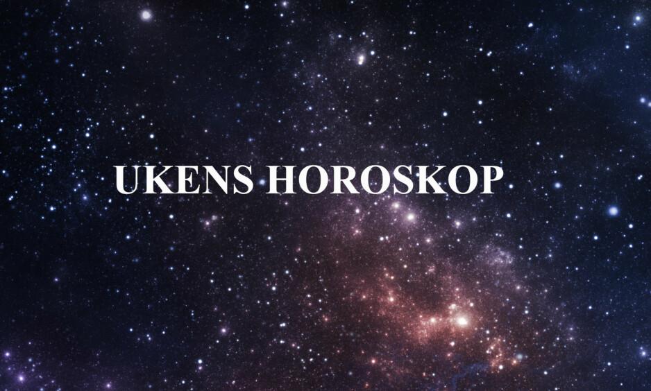HOROSKOP 2018: Horoskopet gjelder for uke 33. FOTO: NTB Scanpix