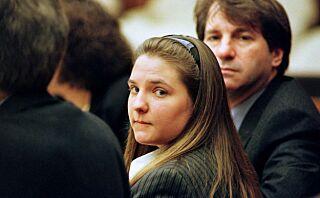 For 22 år siden ble den 19 år gamle au pairen Louise dømt til livstid for drapet på lille Matthew (8 mnd)