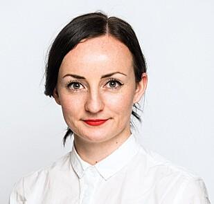 POSITIV TIL KAMPANJEN: Sara Rydland Nærum er politisk rådgiver i Sex og samfunn, og sier til KK at en slik kampanje er viktig for å synliggjøre hvor vanlig seksuell trakassering er, og hvor mange som har opplevd dette. Foto: Kai Myhre
