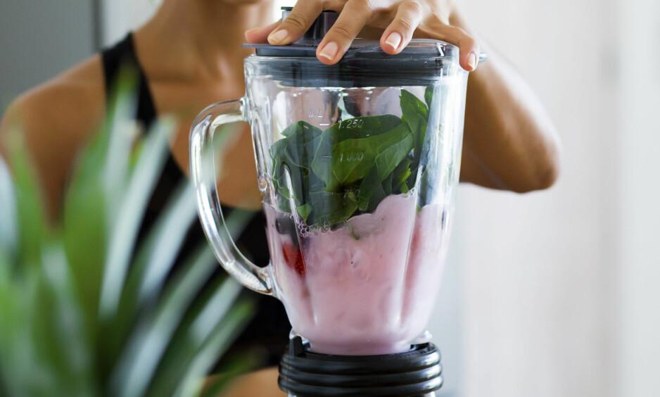 <strong>DIETT:</strong> Ekspertene er skeptiske til kortvarige dietter. FOTO: NTB Scanpix