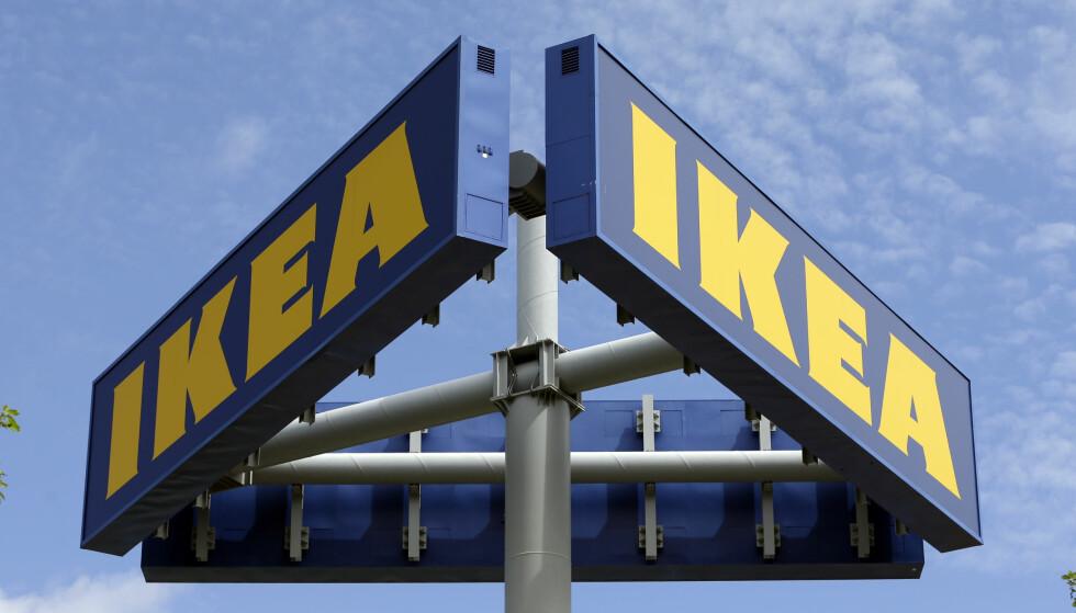 NYTT SAMARBEID FRA IKEA: Den svenske møbelgiganten skal samarbeide med mindre kjent, men veldig kul, designer! Foto: Scanpix