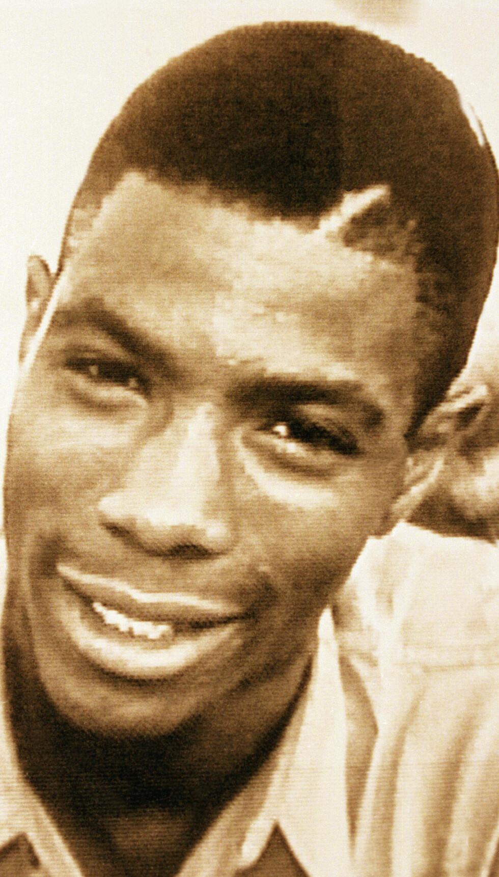 <strong>DREPT:</strong> Ernest Miller ble bare 22 år gammel. Han ble drept 2. september 1990 av Jeffrey Dahmer. Foto: NTB Scanpix