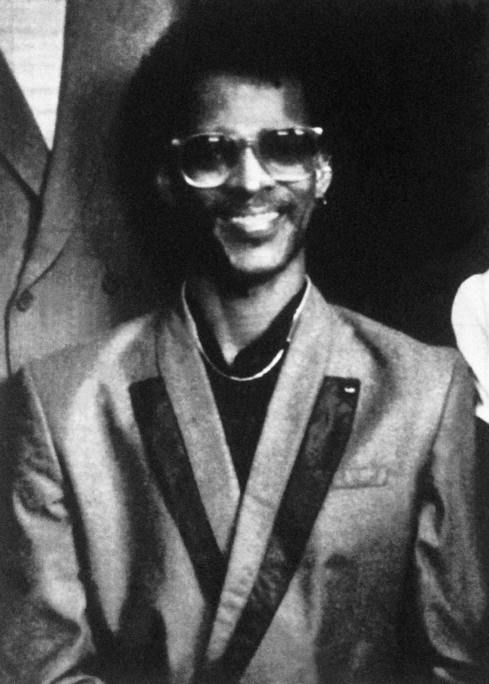<strong>DREPT:</strong> Døvstumme Anthony Hughes ble drept 24. mai 1991. Han ble 31 år gammel. Foto: NTB Scanpix