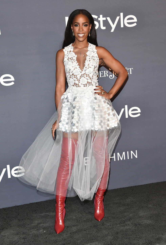 INSTYLE AWARDS: Kelly Rowland Foto: Scanpix
