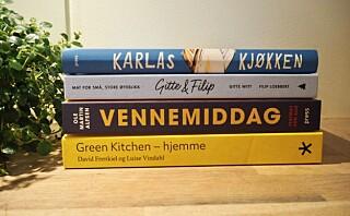 Kokebøker: Høstens beste nykommere!
