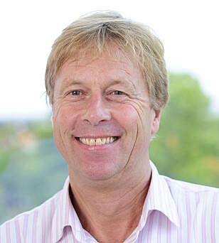BÅDE POSITIVT OG NEGATIVT: Arne Skodvin mener foreldre bør forsøke å forsterke den positive staheten hos barna og nedtone den negative. Foto: UiO