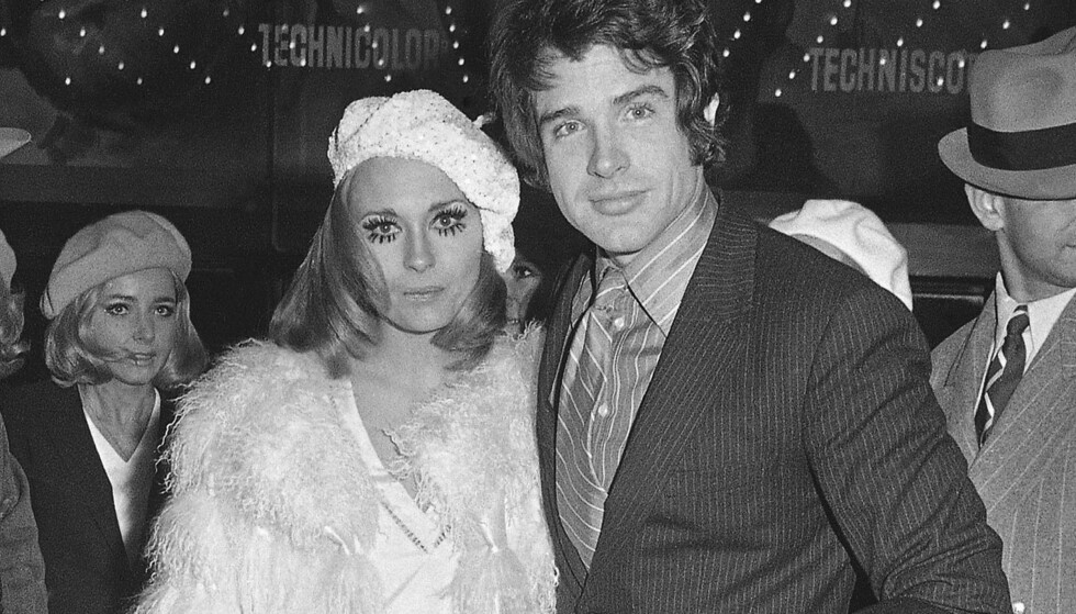 1968: Faye Dunaway og Warren Beatty. Foto: Scanpix