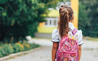 «Marte» snakket knapt med noen i barnehagen og på skolen. Først i tredje klasse fikk foreldrene vite hvorfor
