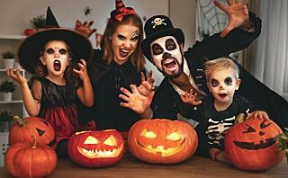 Halloweenreglene alle bør kjenne til