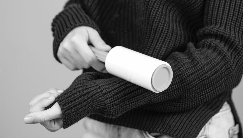 KLESRULLEN: Blant løsningene på ditt lo-problem! Foto: Scanpix