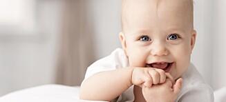 Hvorfor var mange nyfødte på slutten av nittitallet så tunge?