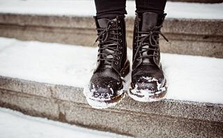 4 krav du må stille til vinterskoene dine