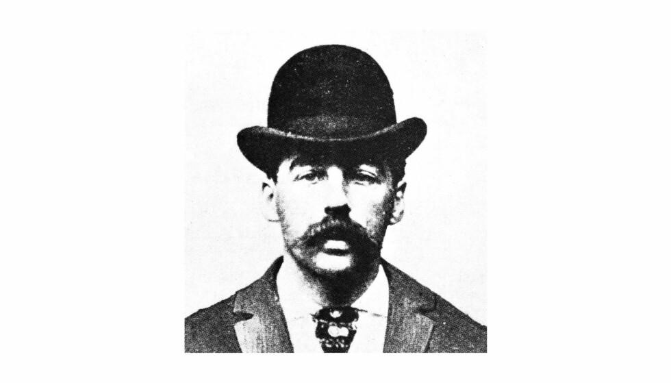 SERIEMORDER: Dr. H.H. Holmes var en av USAs første seriemordere - og skal ha drept over 200 mennesker. FOTO: NTB Scanpix