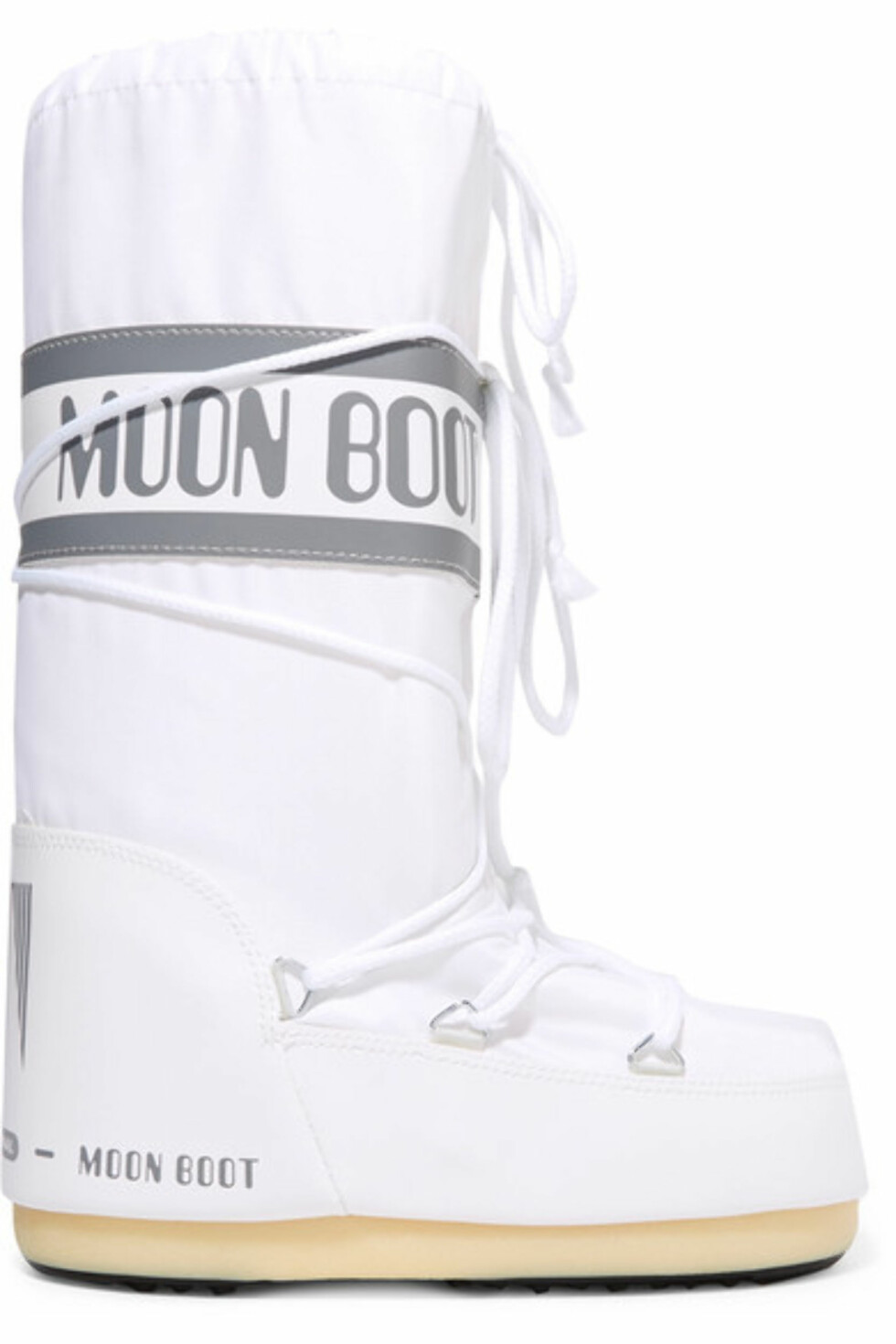 Sko fra Moon Boot via Net-a-porter.com |900,-| https://www.net-a-porter.com/no/en/product/719192/moon_boot/shell-and-faux-leather-snow-boots