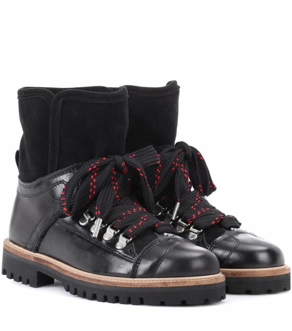 Sko fra Ganni |3499,-|http://www.ganni.com/en/edna-boots/S0627.html?dwvar_S0627_color=Black#page=0-3&start=3