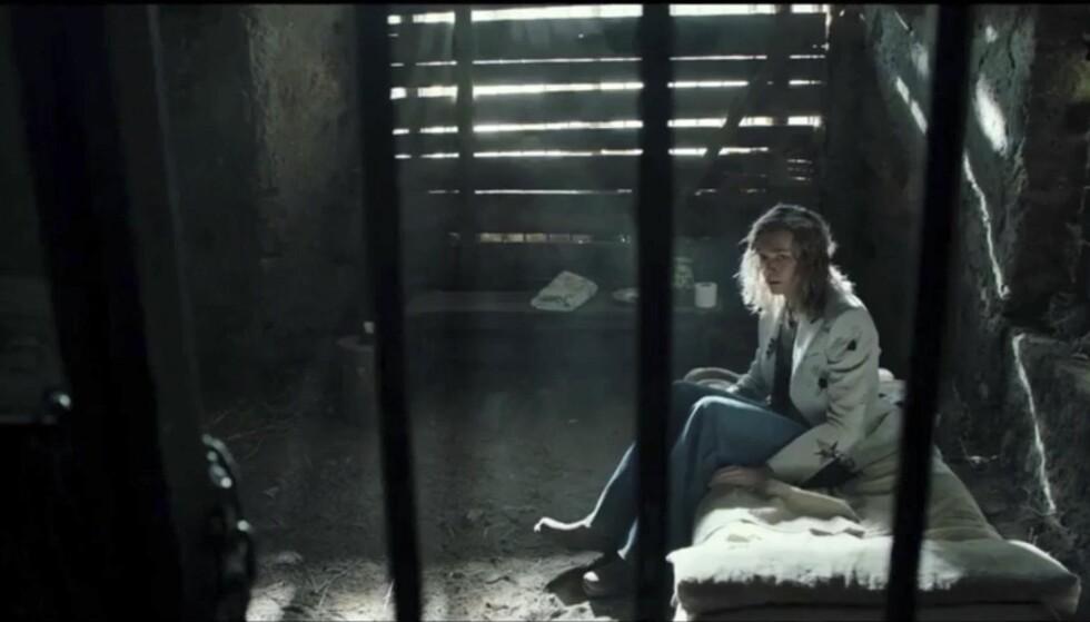 NY FILM: Charlie Plummer spiller rollen som 16 år gamle John Paul Getty III, som blir holdt fanget av kidnappere i fem måneder, i den nye filmen «All The Money in The World».