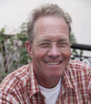 KRITISK: Forfatter Niels Christian Geelmuyden er kritisk til bruken av statiner. FOTO: Privat