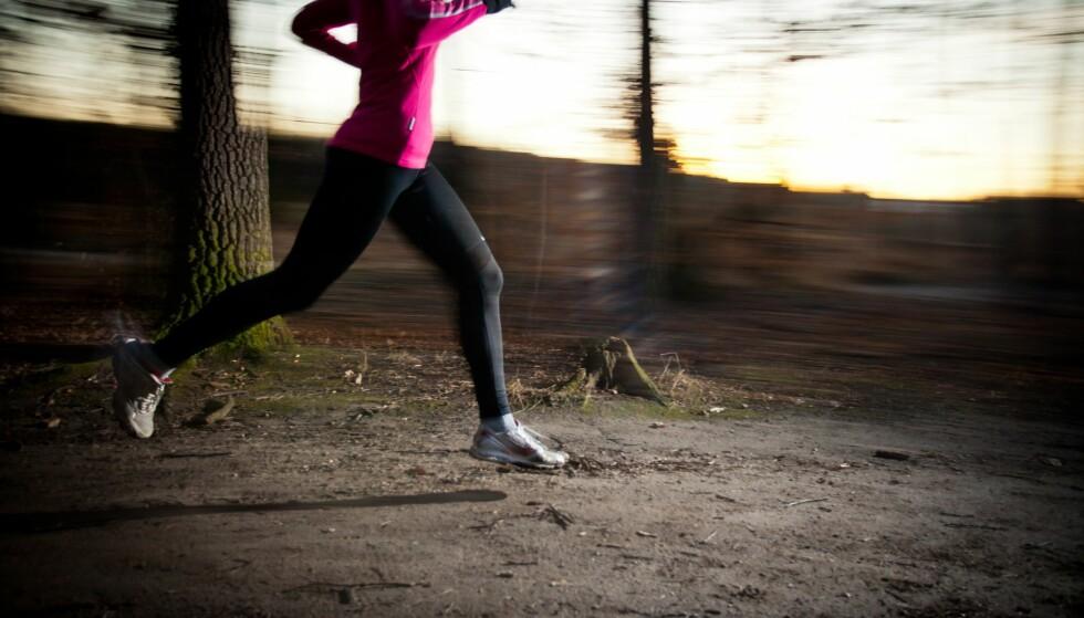 KAN TRENES NED: Selv om også genetikk spiller en rolle kan hvilepulsen trenes ned. FOTO: NTB Scanpix