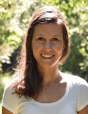 POSITIV TIL STUDIEN: Klinisk ernæringsfysiolog Kristin Sandvei jobber ved Bærum sykehus, hun driver også bloggen ernæringsfokus.no. Foto: Privat